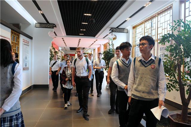 我校成功举行2018年秋季教学开放日活动